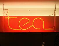 LIBERTY : TEA IDENTITY