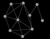 Exploring Gephi -- Layout Algorithms