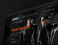 2xu web design