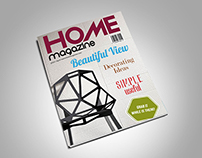 Home Magazine Template