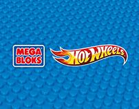 Mega Bloks Hot Wheels