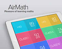 Airmath: App Design