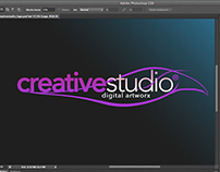 Free ceative Logo Design .PSD File