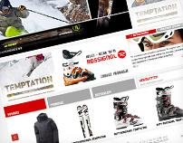 Ski Pro Shop