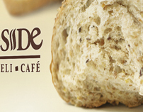 Lakeside Bakery - Branding