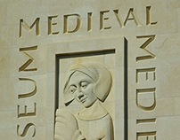 Medieval Museum, Waterford. Design and letter carving.