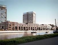 Quay houses Groningen