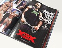 X2X Ad - Flex Magazin Germany