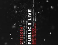 Public П Live