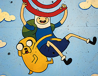 Adventure Time for Caucasus Online