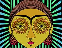 Trippy Frida