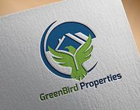 GreenBird Properties Logo