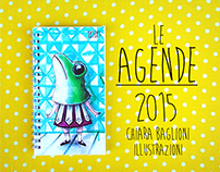 Agende 2015 limited edition