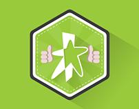 StarHub Badges