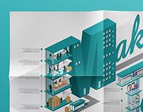 Infographic - Production line & Social Media MKTG