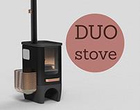 DUO/ Pellet Stove