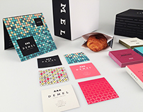 Demel  |  Brand Identity + Packaging