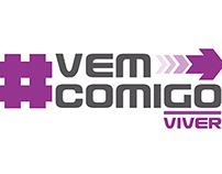 #vemcomigoviver