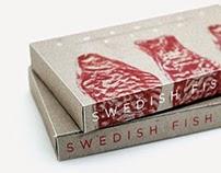 Swedish Fish Rebrand/Repackaging