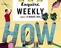 Esquire Weekly - How to Special