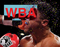 World Boxing Association Poster
