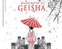 Memoirs of a Geisha Movie Posters