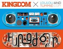 Loulou & Tummie X Kingdom