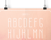 Dainty Typeface
