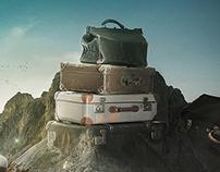SEAT Toledo - حمل جبال