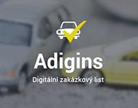 Adigins
