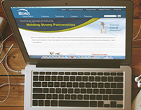 Bemis Custom Plastics Website Case Study