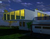 Modern Residence 3DRenders