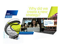 KPMG Global Strategy Microsite Design