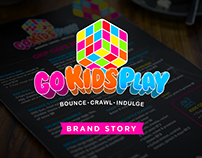 Go Kids Play Brand Identity Project 2019