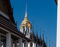 VERTICAL HORIZON (Old and Traditional Bangkok)