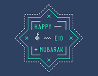 Eid Al Mubarak greetings