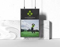 Brand Identity Poster Mockup Free
