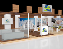 Booth Design for real estate company