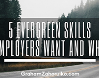 5 Evergreen Skills Employers Want and Why