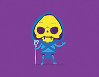 Mini Skeletor