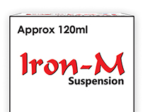 Iron-M / Product Design