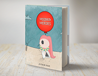 Book cover fantasy for kids