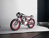 Bike CGI