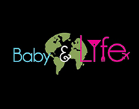 Baby and Life Logo