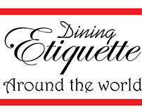 Etiquette Dining Around the World