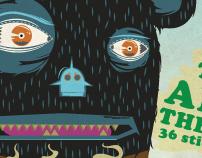 Flyer// Poster Design 2011 (Sep)