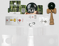 Kendama Europe Packaging Redesign