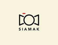 Siamak Photography - Identity Design