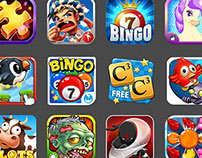 Games Launch Icons