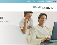 Cim-Italia / Home Banking